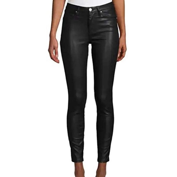 Blank NYC Pants - BLANK NYC Vegan Leather Blank Skinny Leggings ASOS